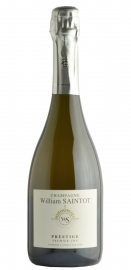 Champagne Blanc de Noir 1er Cru William Saintot
