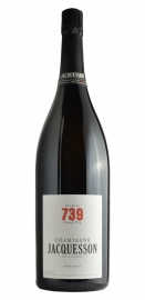 Champagne Brut Cuvèe n739 Jacquesson Jeroboam