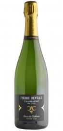 Champagne Extra Brut Covee des Corbeaux Pierre Deville