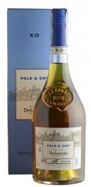 Cognac 1er Cru Grande Champagne Pale & Dry X.O. Delamain