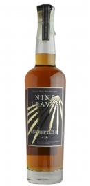 Rum Encrypted III Nine Leaves