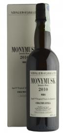 Rum Jamaica Monymusk 2010 MBS