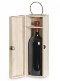 scatola regalo in legno 2 vini Galli Enoteca