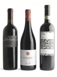 Confezione Regalo Wine Box Vini Marchigiano rossi