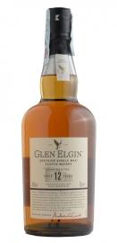 Whisky 12 Years Old Glen Elgin
