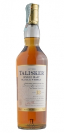 Whisky 18 Years Old Talisker
