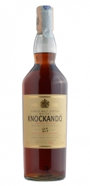 Whisky 25 Years Old Special Release 2011 Knockando