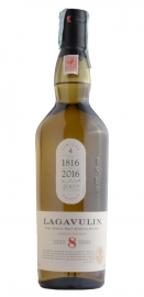 Whisky 8 Years Old 200th Anniversary Lagavulin