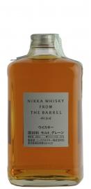 Whisky From The Barrel Nikka