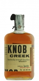 Whisky Kentucky Straight Bourbon Knob Creek