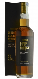 Whisky Single Malt King Car Kavalan