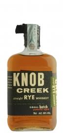Whisky Straight Rye Knob Creek