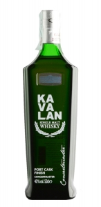 Whisky Single Malt Kavalan