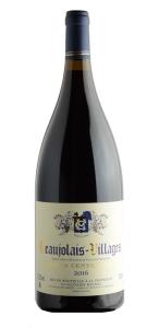 Beaujolais Village Vignes Centenaires  Michal Clotaire 2016