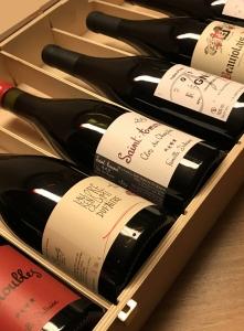Beaujolais Wine Box