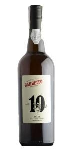 Madeira Malvasia 10 Anni Barbeito