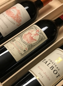 Confezione Regalo Bordeaux 3 Bottiglie