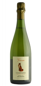 Champagne Brut Nature Fauve Delouvin Nowack