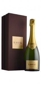 Champagne Krug Grande Cuvee Confezione regalo