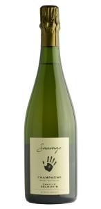 Champagne Brut Nature Sauvage Delouvin Nowack