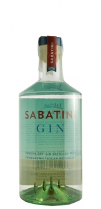 London Dry Gin Sabatini