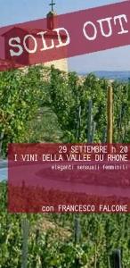 Degustazione I vini della Vallée du Rhone