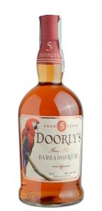 Rum Doorly'S 5 Y.O. Foursquare
