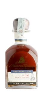 Rum 12 Anni Admiral Rodney Royal Oak Santa Lucia