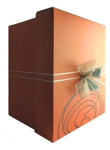 Confezione Regalo grande con coperchio - Galli Enoteca Senigallia