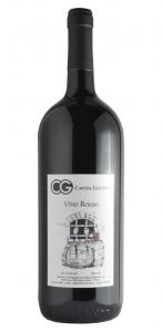 Vino Rosso Cantina Giardino Magnum
