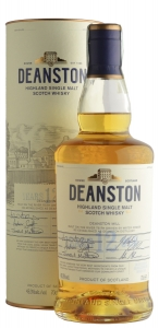 Whisky Single Malt 12 Anni Deanston
