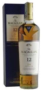 Whisky 12yo Double Cask The Macallan