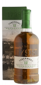 Whisky 12 Anni Tobermory