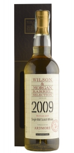 Whisky Ardmore 2009 Wilson & Morgan