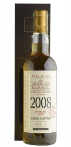 Whisky Caol Ila 2008 Wilson & Morgan