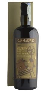 Whisky Blended Scotch Sherry Samaroli 2003