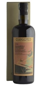 Whisky Blended Malt Speyside Samaroli 1996