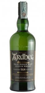 Whisky Ten Years Old Ardbeg