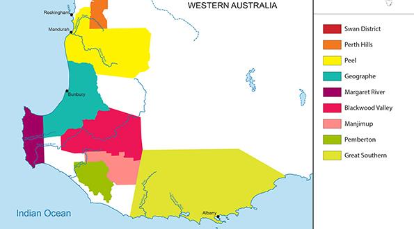 Western Australia vini
