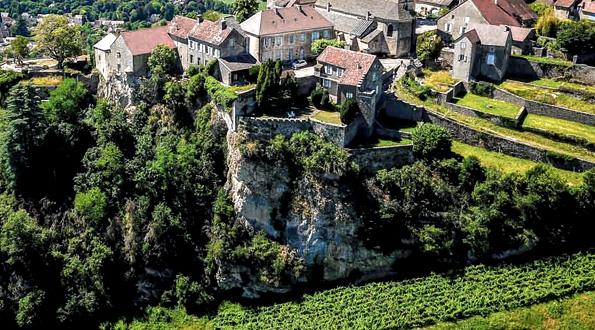 Chateau Chalon Jura