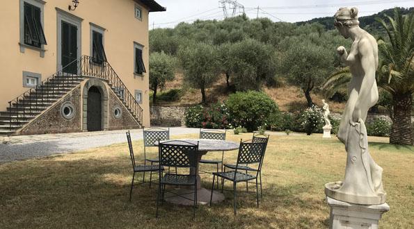 Ville Toscane Lucca Biodinamica vini