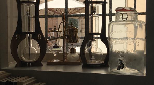 ampolle per distillazione