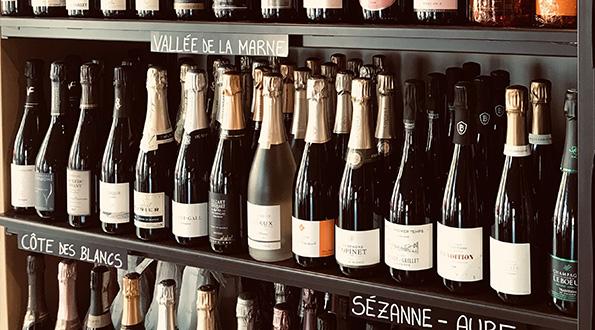 le zone dello Champagne