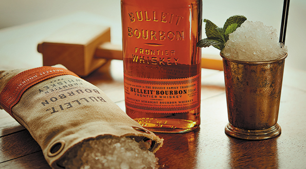 Bulleit bourbon whisky