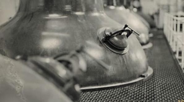 alqambicco per distillazione