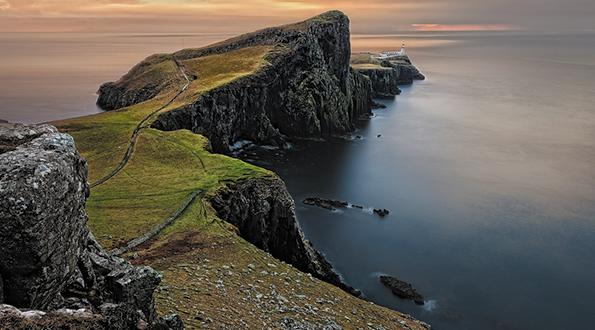 paesaggio scozia isole Ebridi Highland