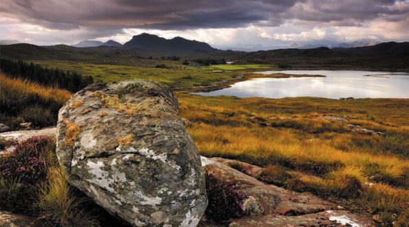 aromi del whisky - il paesaggio