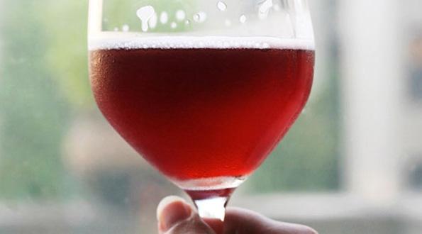 Lambic beer alla frutta