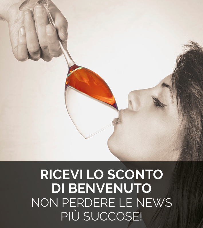 Iscriviti e ricevi il coupon sconto di benvenuto
